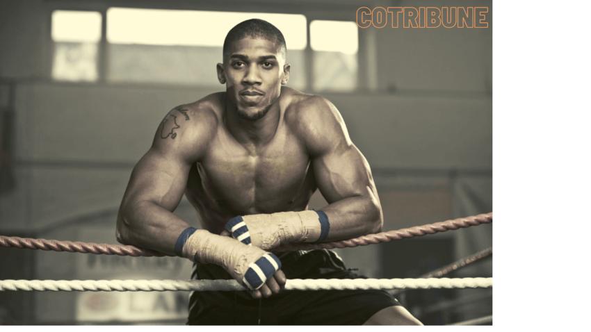 Anthony Joshua Fight Time